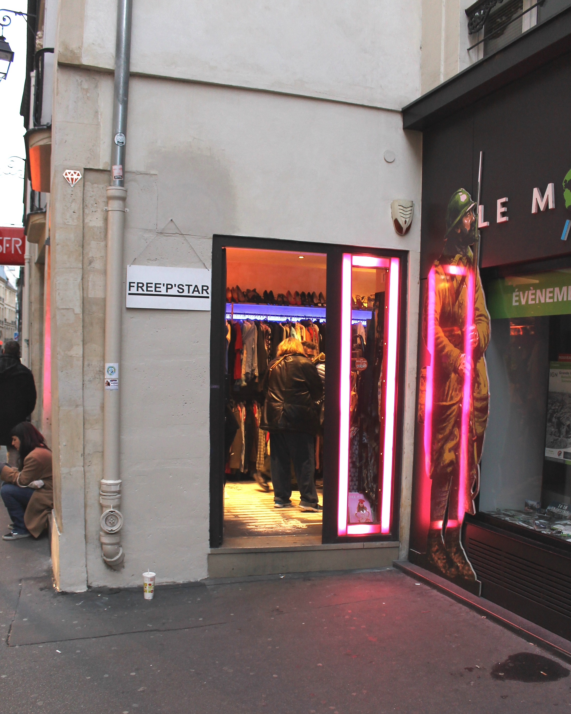 vintage boutique le marais paris free p star