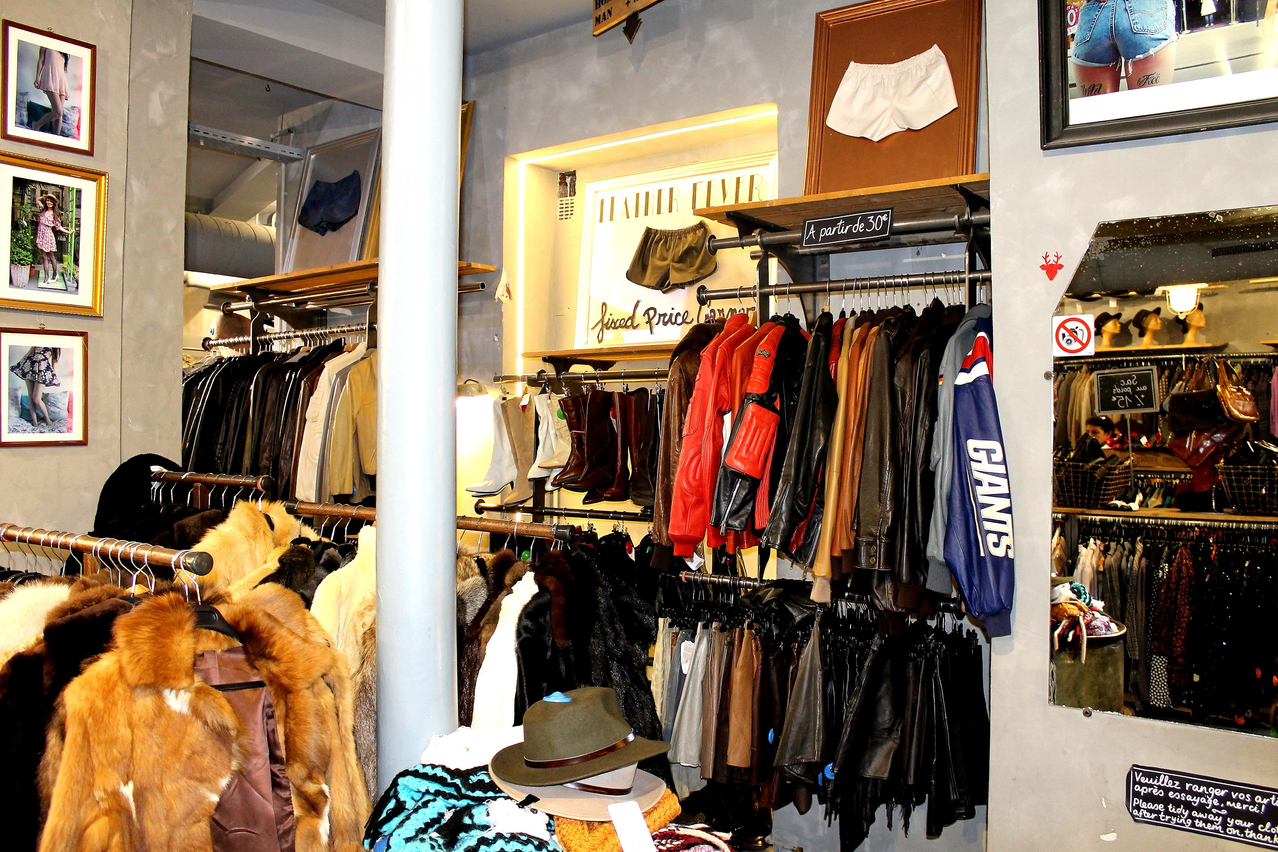 kilo shop vintage paris