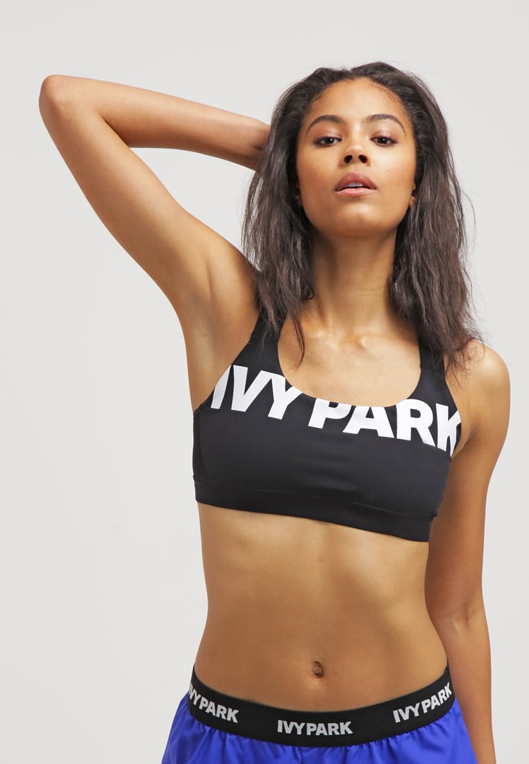 ivy park topshop black top