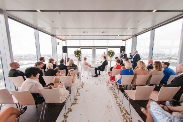 wedding ceremony wolke 19 wien
