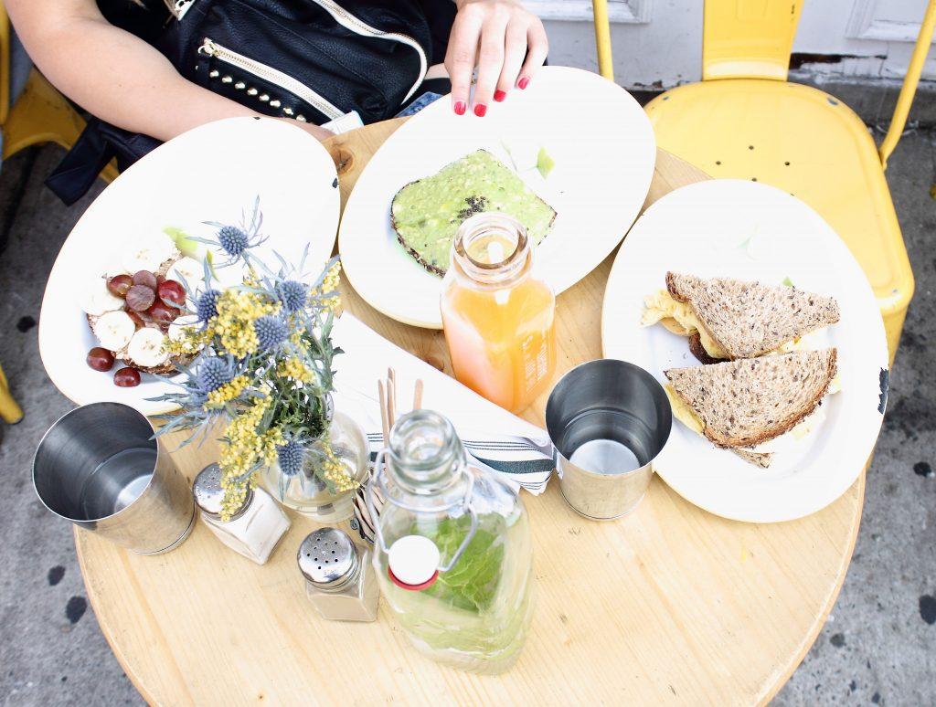butchers daughter breakfast new york city avocado toast