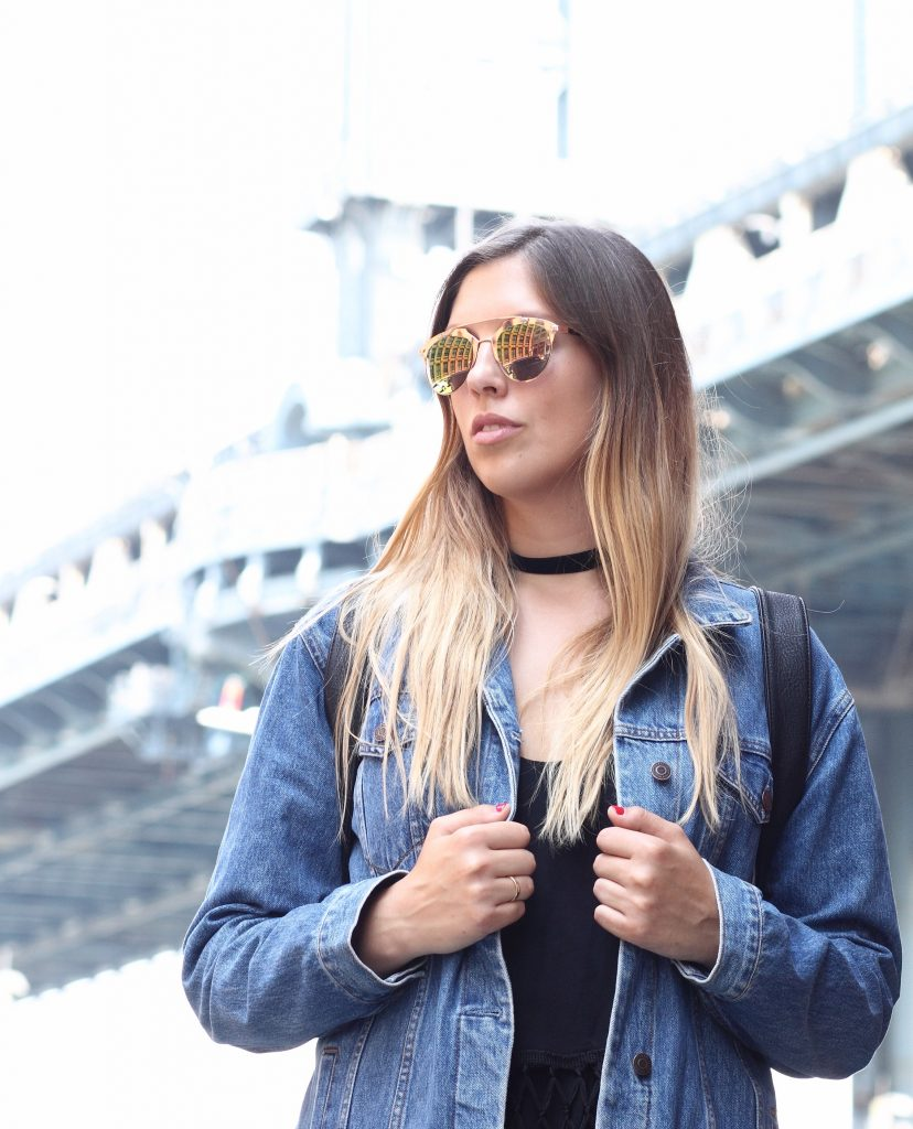 dumbo brooklyn bridge close uo choker
