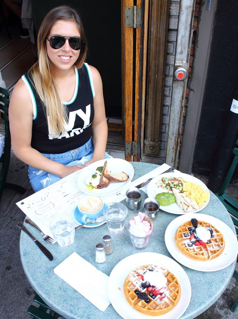 jacks wife freda soho new york city breakfast waffles