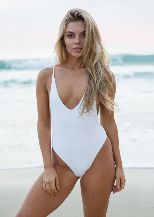 to die for swimsuit white