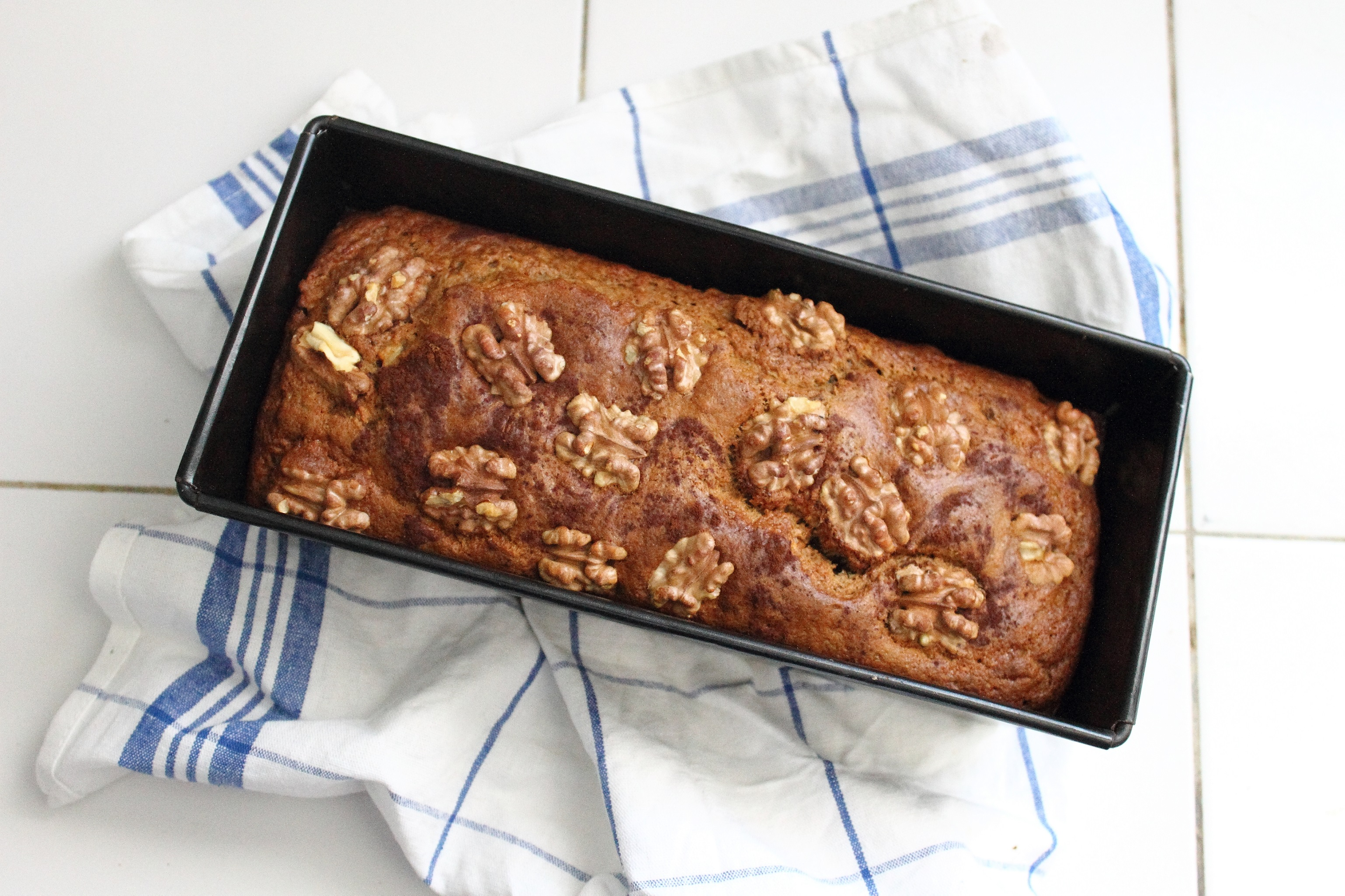 best healthy banana bread recipe