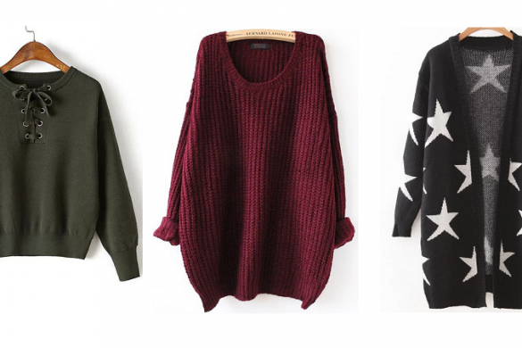 favorite knitwear for fall