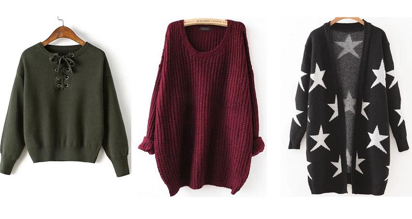 favorite knitwear for fall