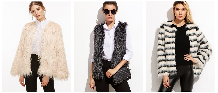 faux fur favorites