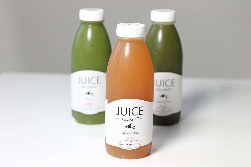 detox delight juice cleanse