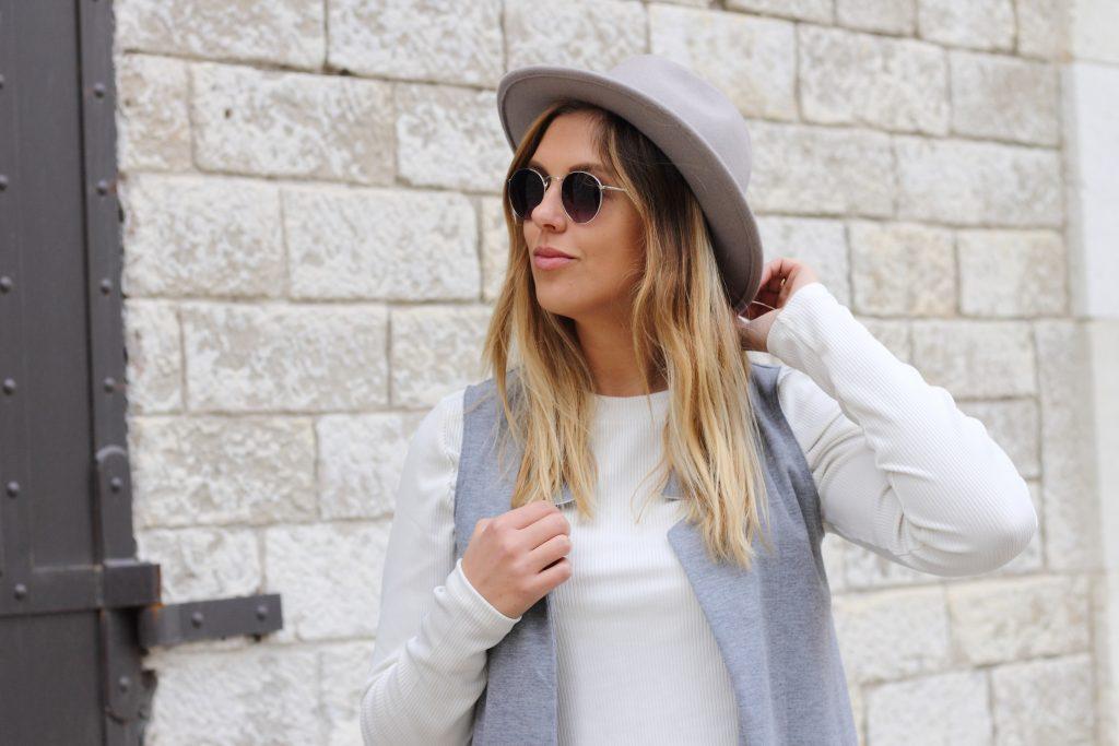 long vest hat