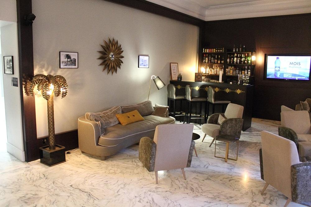 la malmaison nice lobby
