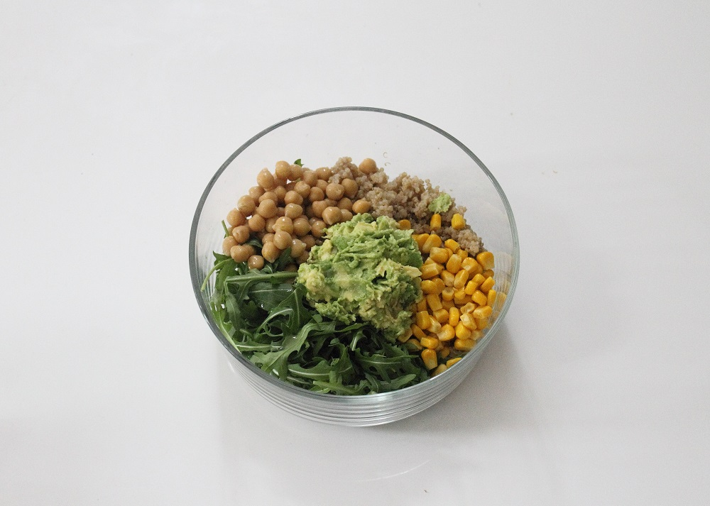 how to buddha bowl