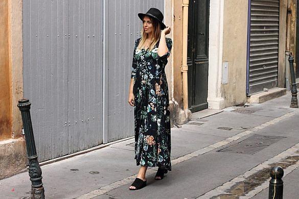 shein.com maxi dress