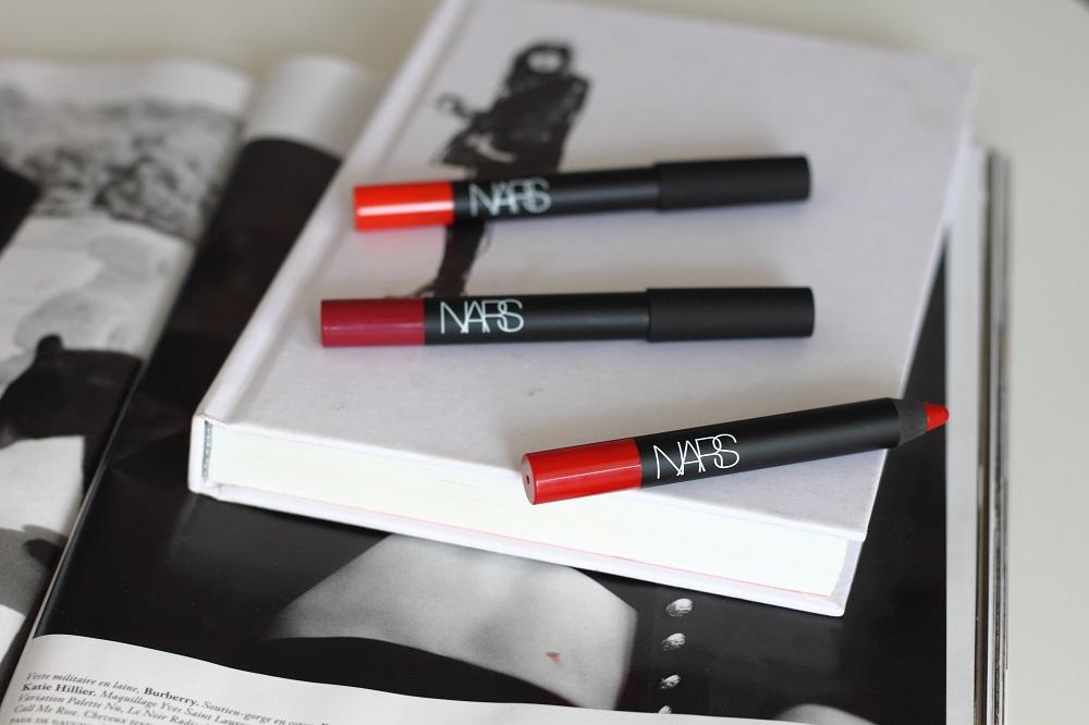 nars cosmetics matte lipstick