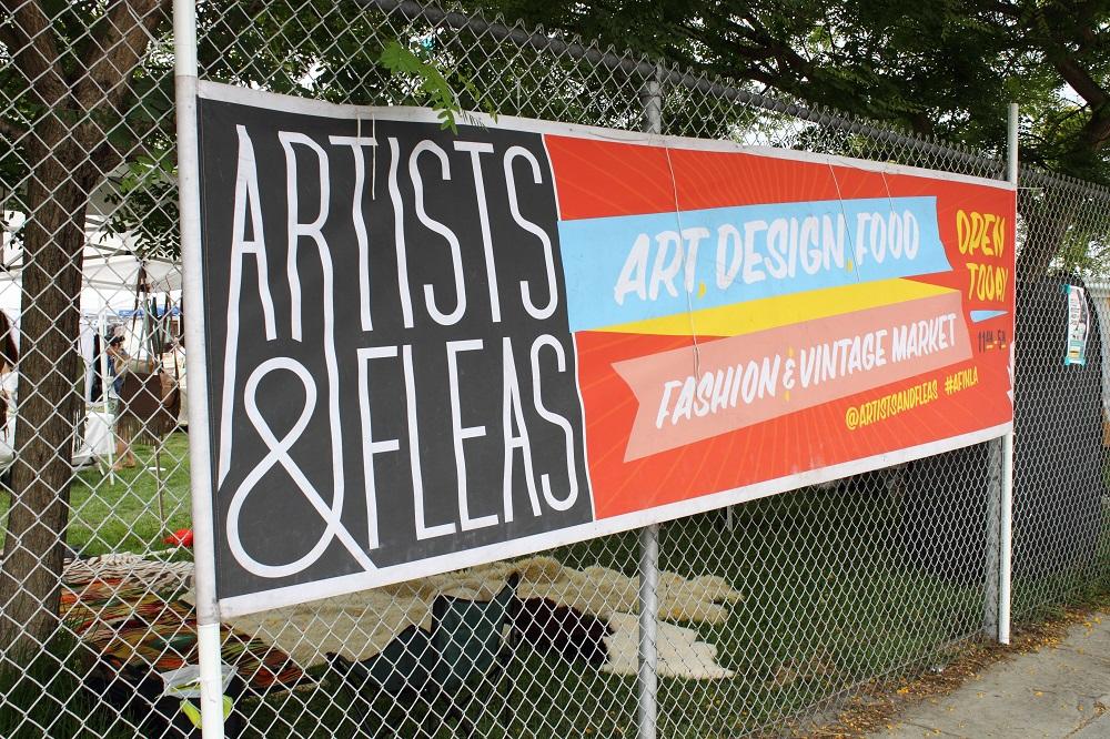 artists and fleas la