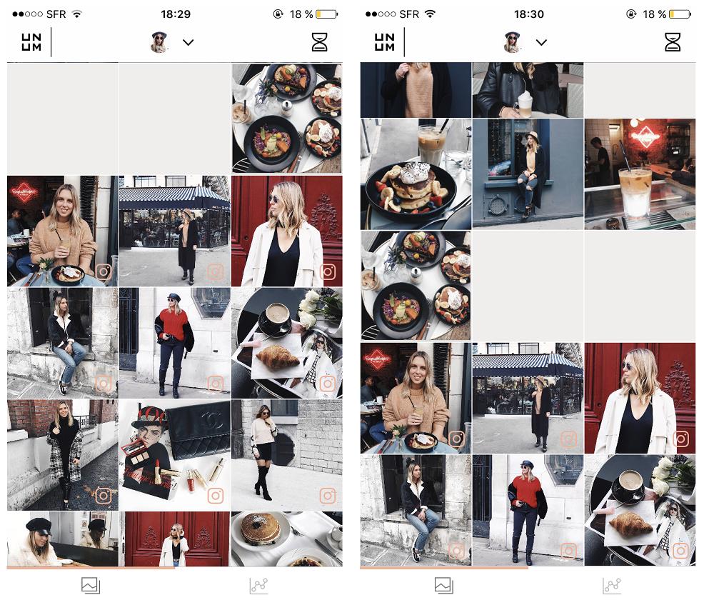 how I edit my instagram pictures unum