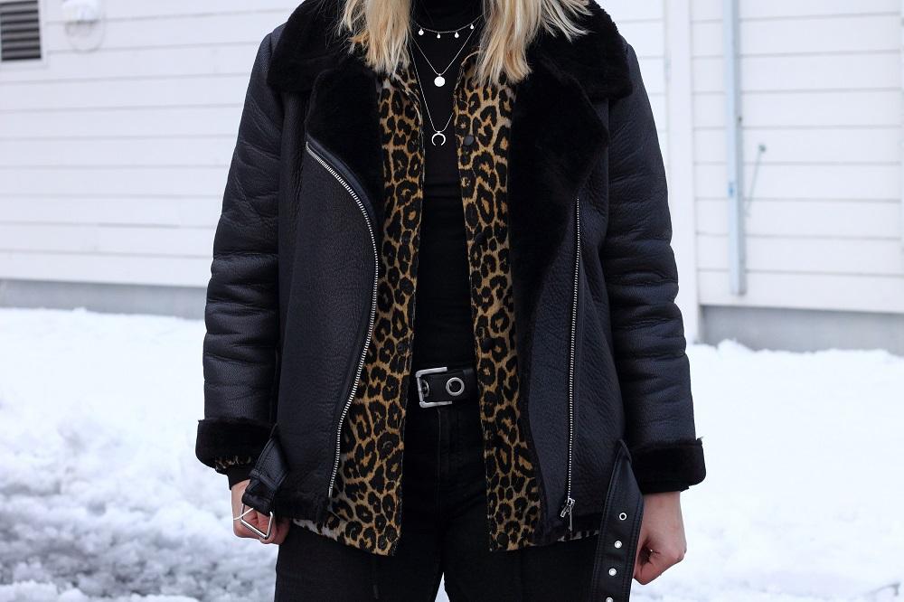 double jacket trend