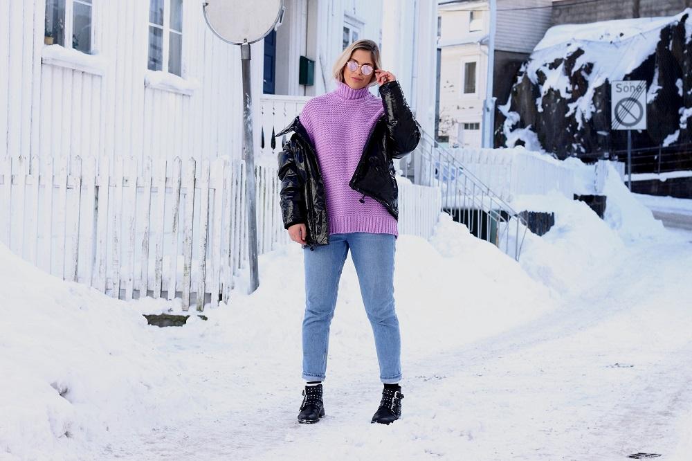 gina tricot pastel sweater
