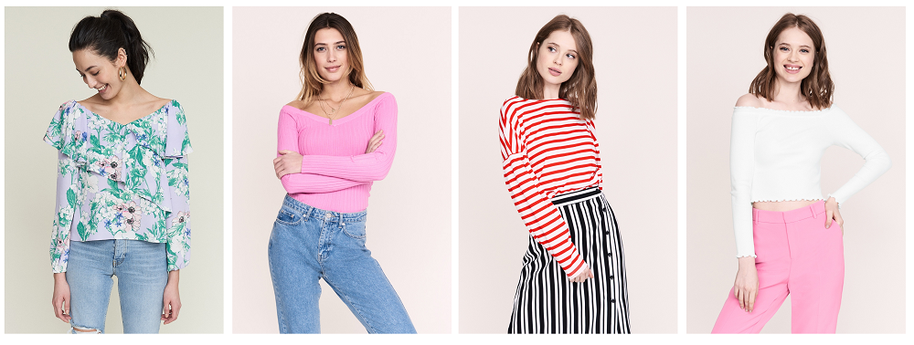 gina tricot spring favorites