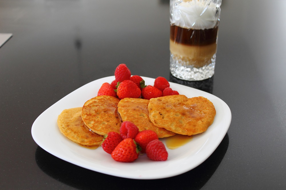 glutenfree lowcarb pancakes