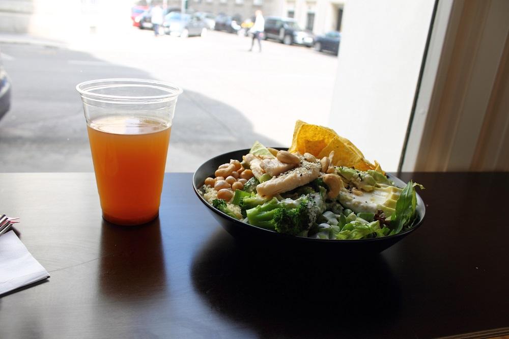 salad jungle vienna