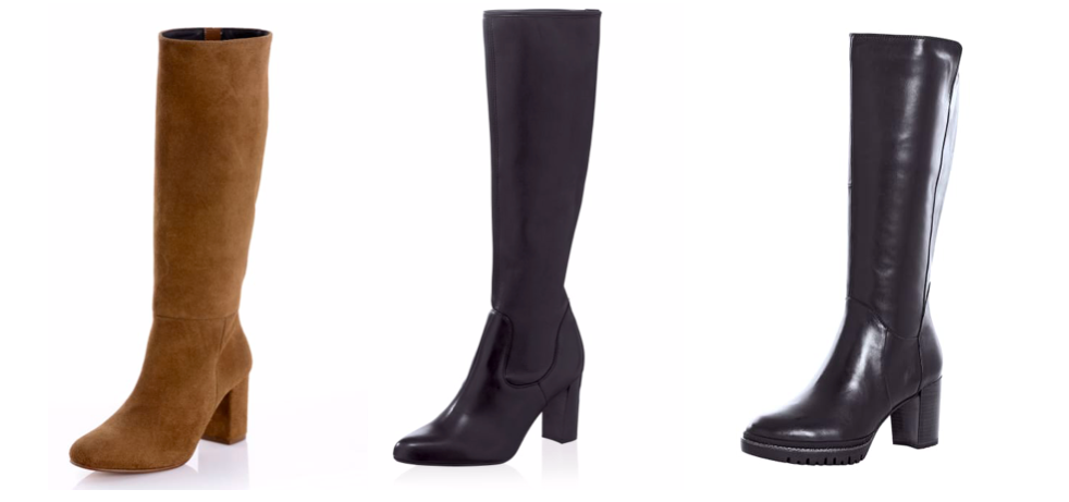 fall boot guide knee high boots